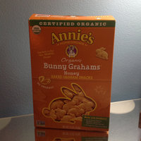 Annie's® Homegrown Organic Honey Bunny Grahams uploaded by Victoria O.