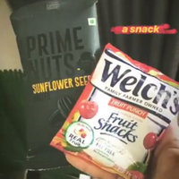 Welch's® Crunchy Concord Grape PB&J Snacks uploaded by Hetal P.