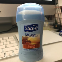 Suave® Tropical Paradise Invisible Solid Anti-Perspirant Deodorant uploaded by Tristan D.