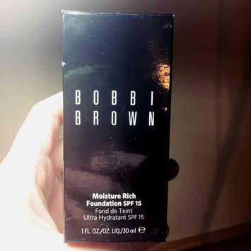 Photo of Bobbi Brown Moisture Rich Foundation Broad Spectrum SPF 15 uploaded by Aleksandra M.