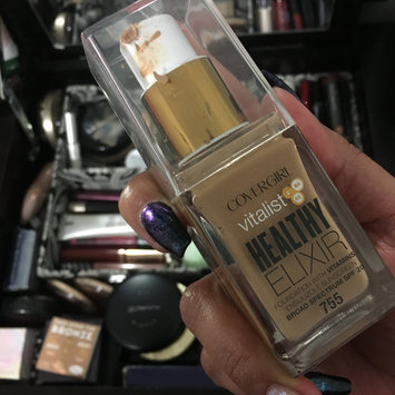 Photo of COVERGIRL Healthy Elixir Liquid Foundation uploaded by KATHERINE R.