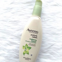 Aveeno® Positively Radiant® Skin Brightening Cleanser uploaded by Anna W.