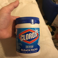 Clorox® Control Bleach Packs™ uploaded by Michelle M.