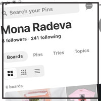 Pinterest uploaded by Mona R.