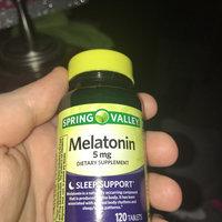 SPRING VALLEY® Melatonin Tablets uploaded by Emily I.