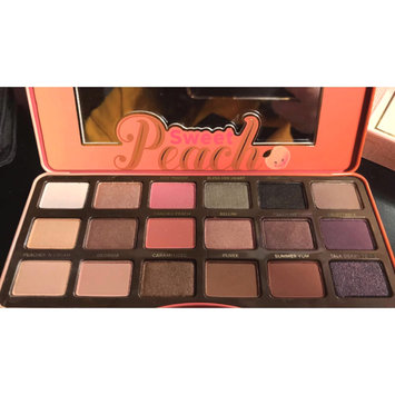 Photo of Too Faced Sweet Peach Eyeshadow Collection Palette uploaded by ansley !.