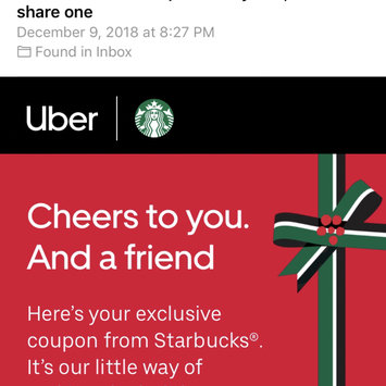 Photo of Starbucks uploaded by Karma O.