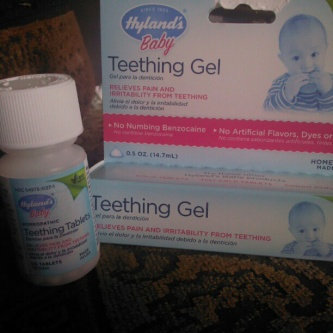 Hyland's Baby Teething Tablets uploaded by Amanda J.