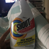 Shout® Trigger Triple-Acting Stain Remover uploaded by Christian L.