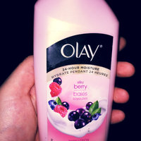 Olay Silky Berry Body Lotion uploaded by Breanna M.