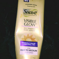Suave® Visible Glow Lotions -Fair to Medium uploaded by Breanna M.