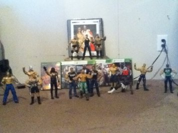 World Wrestling Entertainment  image uploaded by Rick Z.