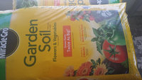 Scotts Miracle-Gro Garden Soil For Flowers and Vegetables, 1-Cubic Foot (Discontinued by Manufacturer) uploaded by Fran E.