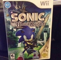 Sega Sonic and the Black Knight (Nintendo Wii) uploaded by Stefanie B.