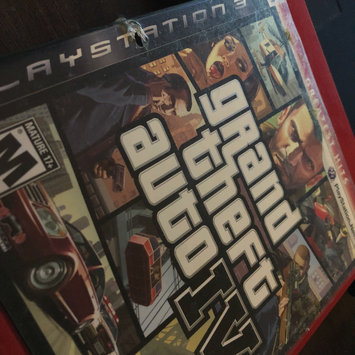 Photo of Sony Grand Theft Auto IV (PlayStation 3) uploaded by Amanda B.