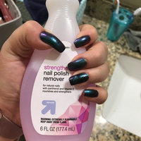 Up & up Strengthening Nail Polish Remover uploaded by McKenzie L.
