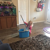 As Seen on TV Hurricane Spin Mop uploaded by Melody N.