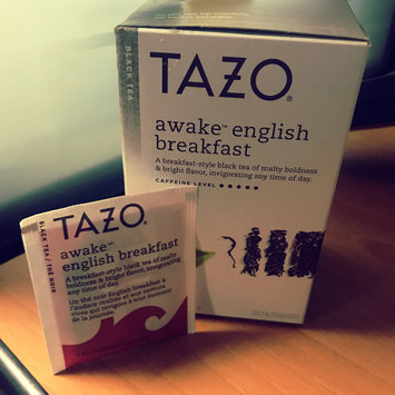 Photo of Tazo Awake uploaded by cynthia C.