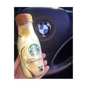 Photo of STARBUCKS® Bottled Vanilla Frappuccino® Coffee Drink uploaded by jehane_x 🔐.