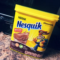 Nesquik® No Sugar Added Chocolate Flavor Powder uploaded by Carla B.