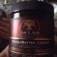 As I Am DoubleButter Cream Rich Daily Hair Moisturizer uploaded by Tasha W.
