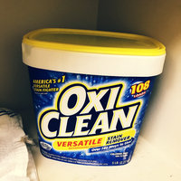 OxiClean™ Versatile Stain Remover uploaded by Carla B.