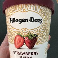 Haagen-Dazs Strawberry Ice Cream uploaded by Elizabeth C.