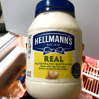 (2 Pack) Hellmann's with Olive Oil Mayonnaise Dressing, 15 oz uploaded by Gina B.