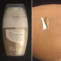 Maybelline SuperStay Silky Foundation SPF 12 uploaded by Nia N.