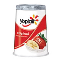 Yoplait® Original Strawberry Banana Yogurt uploaded by Sarah R.