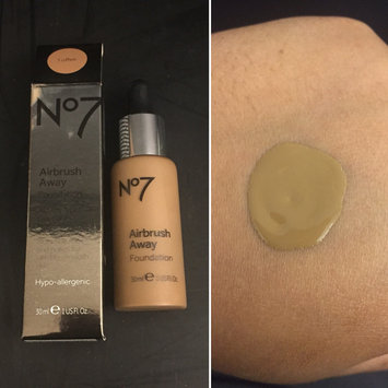 Photo of No7 Airbrush Away Foundation uploaded by Nia N.