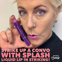 Younique Soulful Moodstruck Splash Liquid Lipstick Let your lips do the talking with matte liquid lipsticks in bold, vibrant colors. uploaded by Mish G.