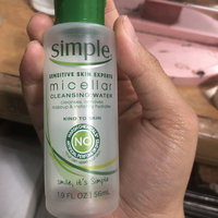 Simple® Micellar Water Cleanser uploaded by Hillary T.