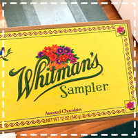 Whitman's Assorted Chocolates Sampler uploaded by Sarah B.