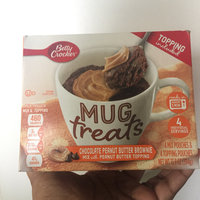 Betty Crocker™ Chocolate Peanut Butter Brownie Mix Mug Treats with Peanut Butter Topping uploaded by Nia N.