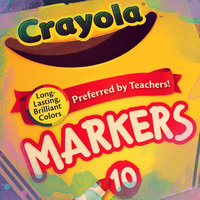 Crayola Markers uploaded by Maira J.