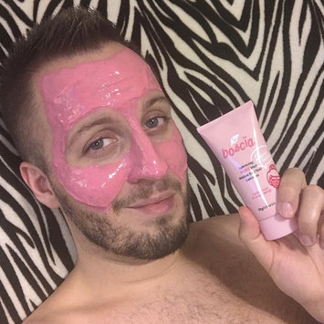 Photo of boscia Luminizing Pink Charcoal Mask uploaded by Shayne B.