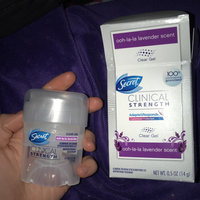 Secret® Clinical Strength Ooh-La-La Lavender Clear Gel Deodorant uploaded by Alexis C.