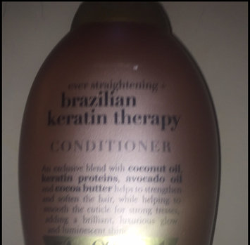 OGX® Brazilian Keratin Therapy Conditioner uploaded by Loreal H.