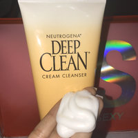 Neutrogena® Deep Clean® Cream Cleanser uploaded by jenny g.