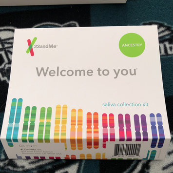 Photo of 23andMe uploaded by Gemini M.