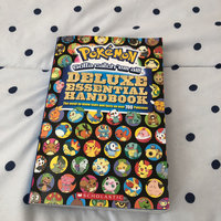 Pokemon Essential Handbook (Deluxe) (Paperback) uploaded by Gemini M.