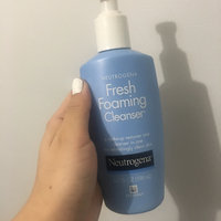 Neutrogena® Fresh Foaming Cleanser uploaded by Leorys T.