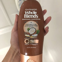 Garnier Whole Blends Coconut Oil & Cocoa Butter Extracts Smoothing Conditioner uploaded by Alejandra A.