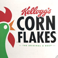 Kellogg's Cereal Corn Flakes The Original & Best uploaded by Inna E.