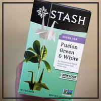 Stash Tea Fusion Green and White Tea uploaded by Sarah S.