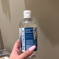 RETINOL-X Triple Action Micellar Cleansing Water uploaded by Cassandra Z.