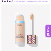 tarte™ Water Foundation Broad Spectrum SPF 15 uploaded by Kailey S.