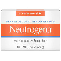 Neutrogena® Facial Cleansing Bar For Acne-prone Skin uploaded by Vanessa C.