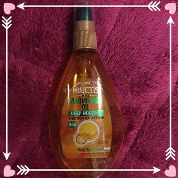 Photo of Garnier Fructis Marvelous Oil Deep Nourish uploaded by Alejandra O.